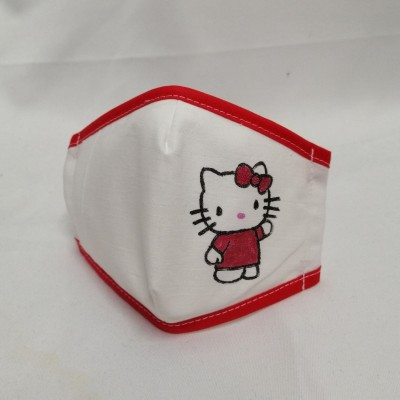 Mascarilla Infantil Kitty