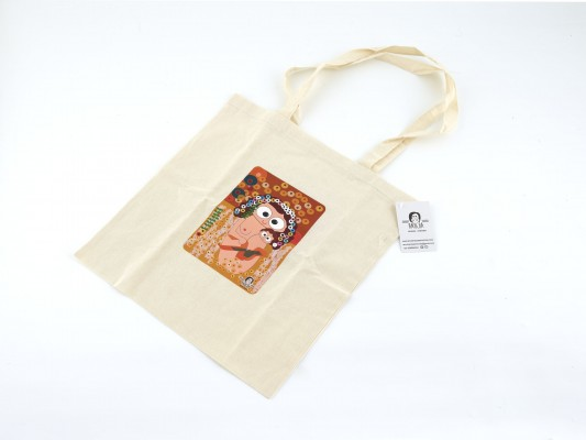 TOTE BAG MOTHER AND CHILD-Anucha56587